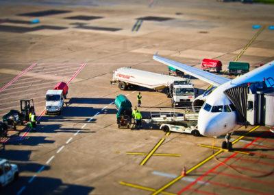 Desarrollo de Carga Aérea en aeropuertos